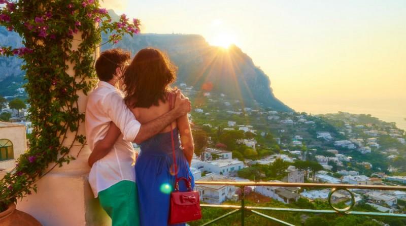 Italy Campania Capri