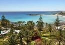 Cyprus Ayia Napa Nissi beach