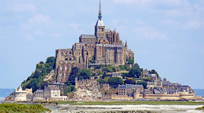 France Sant Michel island
