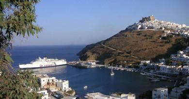 Greece Astipalea Chora