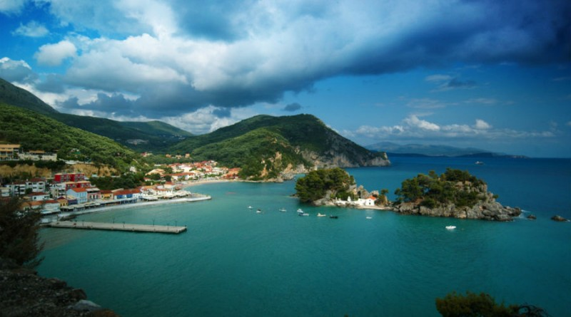 Greece Parga Marina