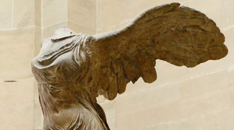 Greece Samothrace winged victory Nike
