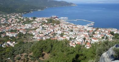 Greece Thassos Limenas