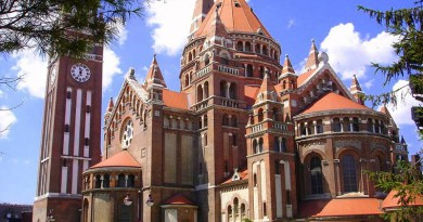 hungary szeged cathedral