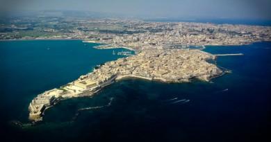 Italy Sicily Siracusa Ortigia
