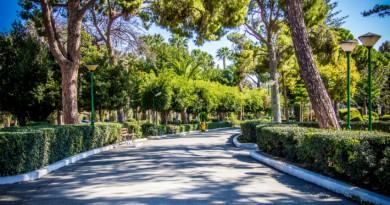 Limassol Cyprus pedestrian zone