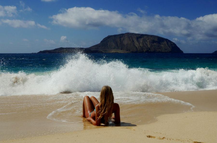 Kanarska Ostrva Sunce Sija Tokom Cele Godine Svet Putovanja