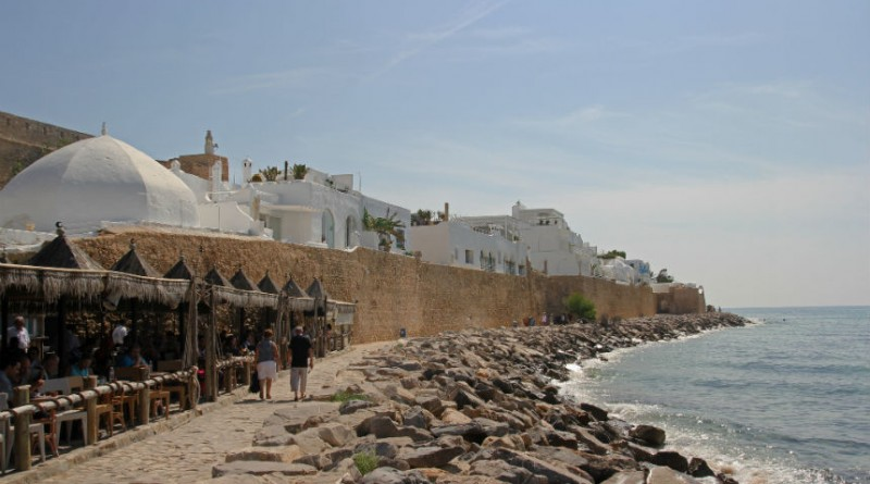 Tunisia Hammamet medina