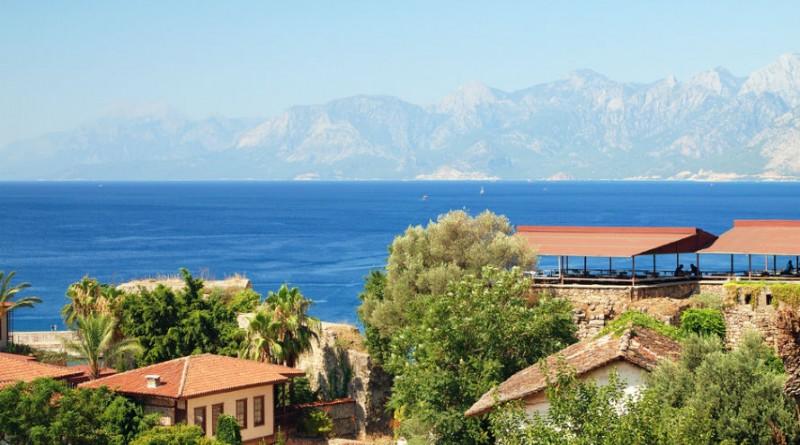 Turkey Antalya bay