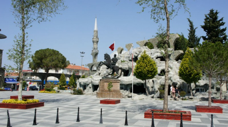 Turkey Belek town centre