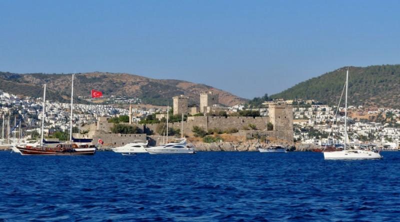 Turkey Bodrum castle