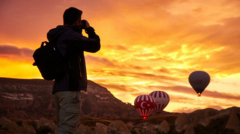 Turkey Cappadocia balloons