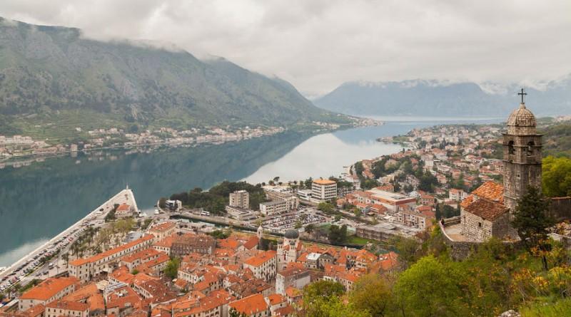 Montenegro Kotor town