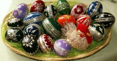 pravoslavni uskrs uskrsnja jaja