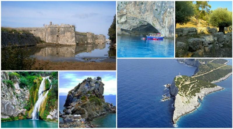 Greece Lefkada attraction