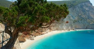 Greece Lefkada Porto Katsiki