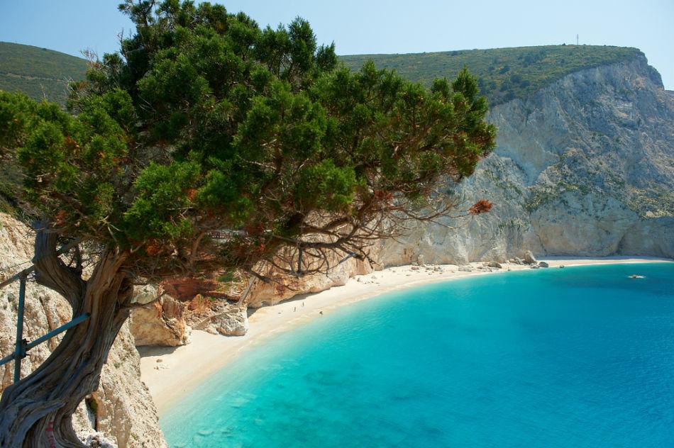 Lefkada Najlepše Plaže Na Zapadnoj Obali Svet Putovanja