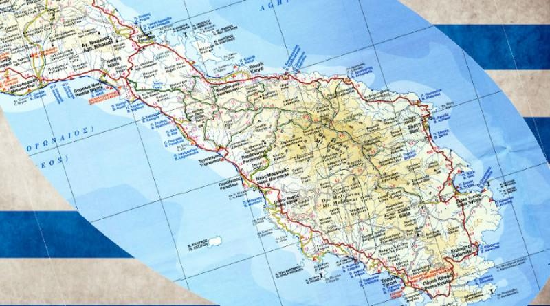 greece sithonia map