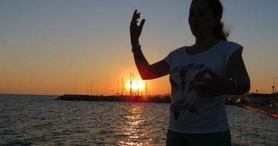 Greece Sithonia Nikiti Sunset