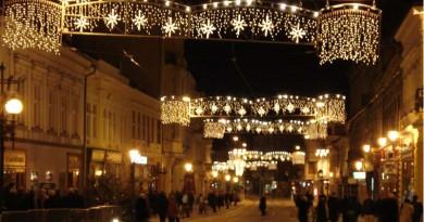 Hungary christmas market