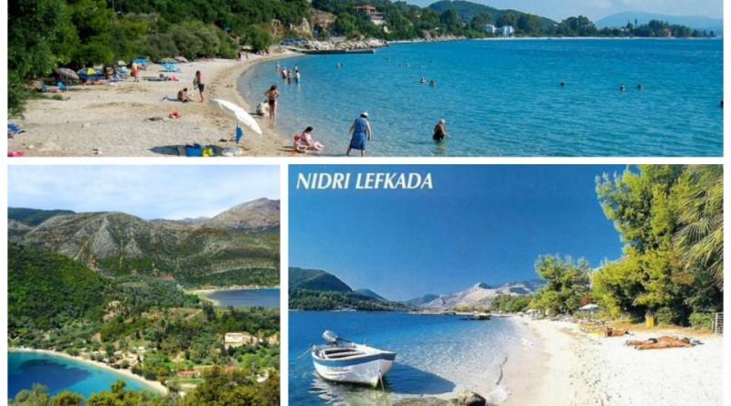 Lefkada beach east side