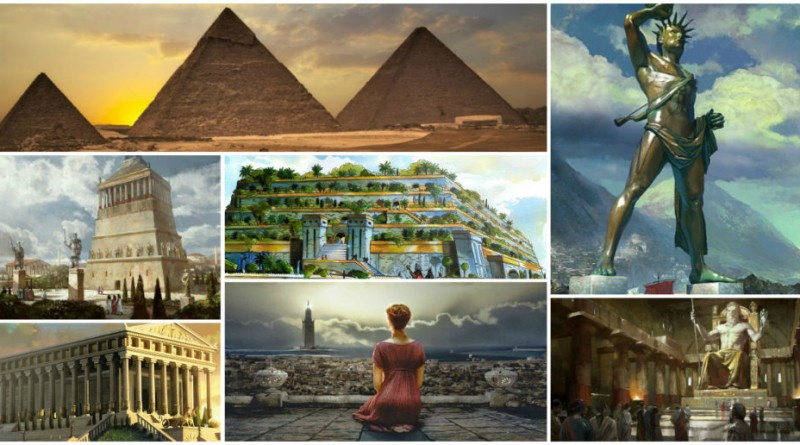Seven wonders of ancient world