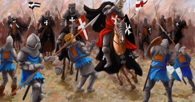 Greece Rhodes knights Hospitaller