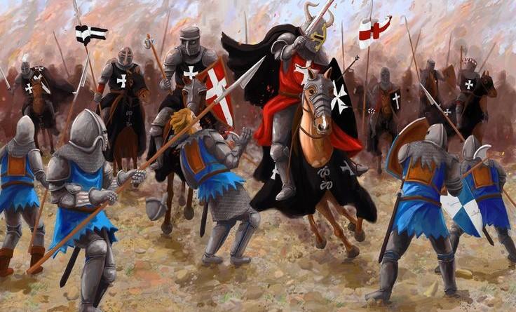 Greece Rhodes knights Hospitaller