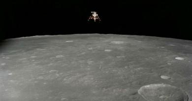 NASA lunar module