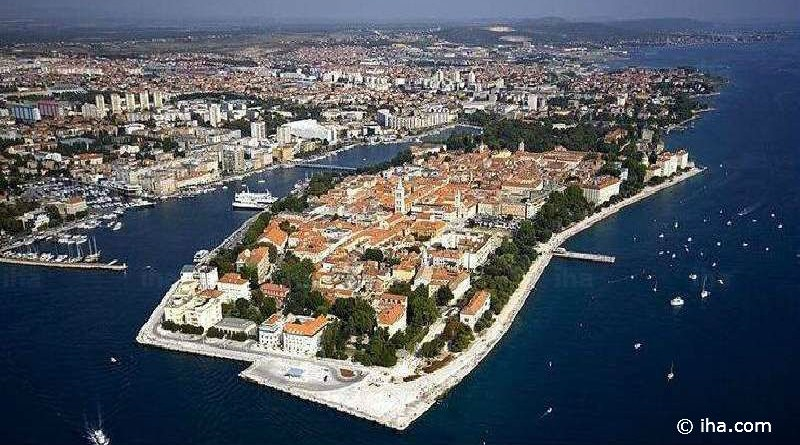 Croatia zadar port
