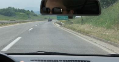greece peloponnese by car