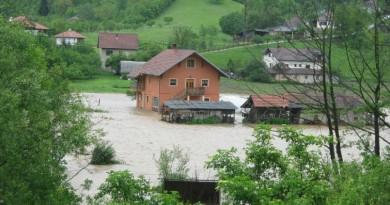 Serbia floods Despotovica Gornji Milanovac