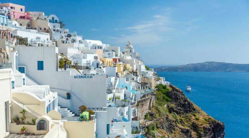 Greece Santorini Thira