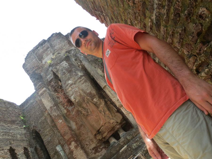 Najimpresivnija zgrada u Polonnaruwi