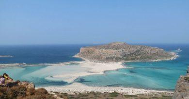 Greece Crete Balos beach