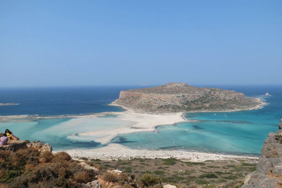 Plaža i laguna Balos