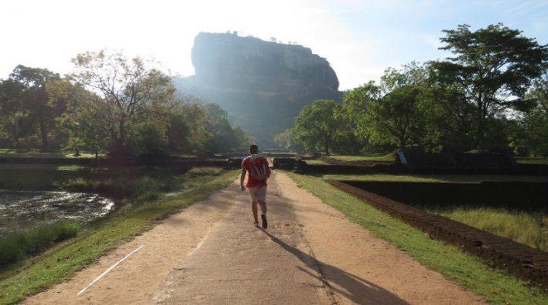 Sri Lanka Sigiriya - Lion rock