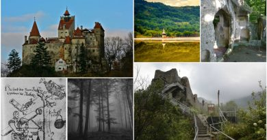 Romania top 10 mysteries