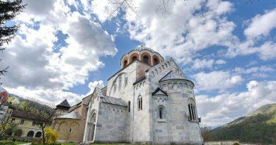 Serbia Studenica monastery