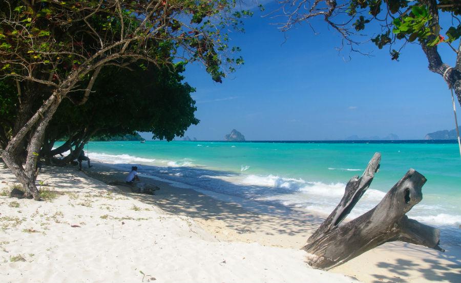 Plaža Koh Kradan - Savršeno beli pesak