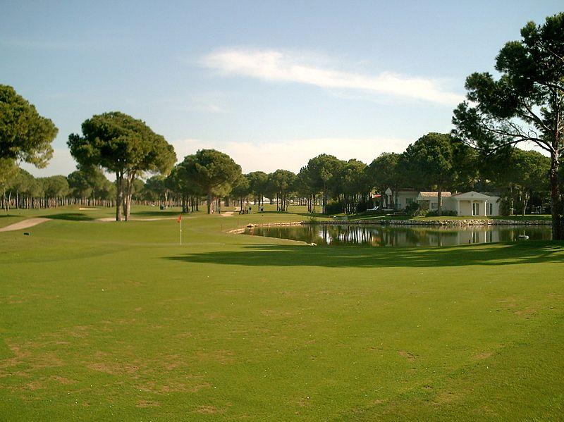 Dobro poznati golf tereni