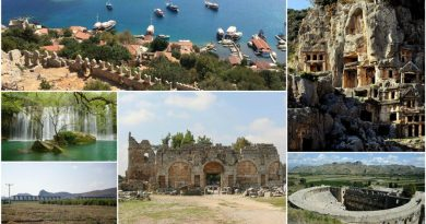 Turkey Antalya excursions