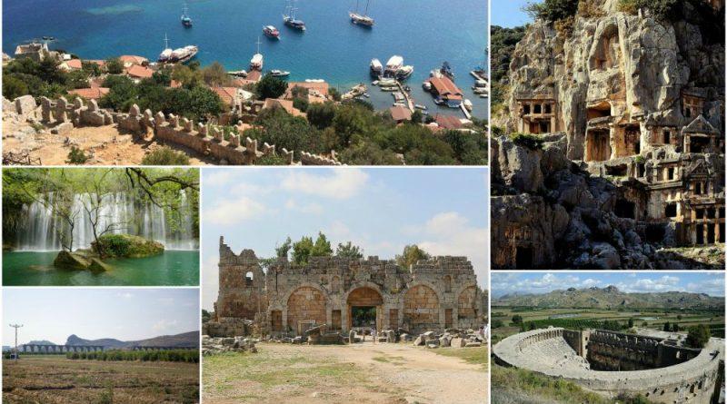 Turkey Antalya excursions
