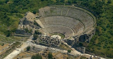 Turkey Ephesus roman theatre