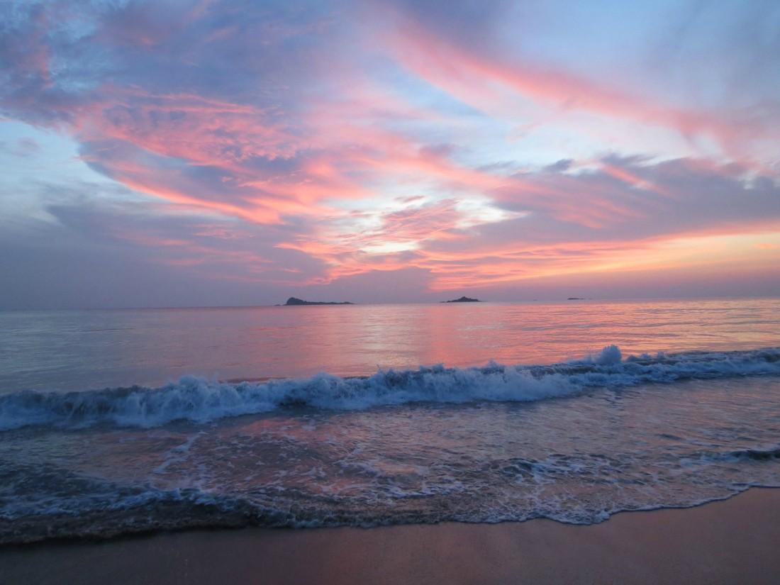 Plaža u Trincomaleu u 4h ujutru