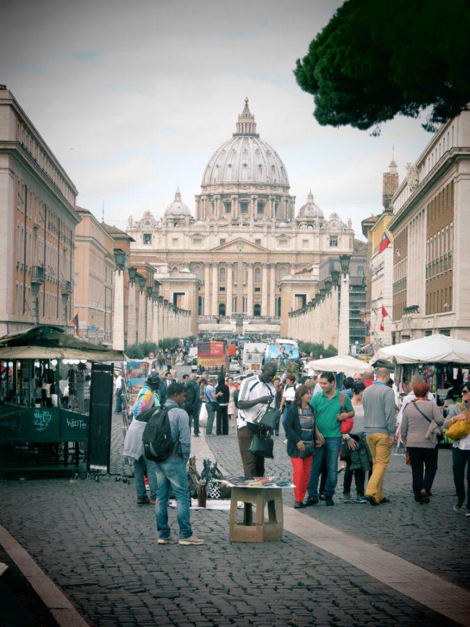 Prilaz Vatikanu