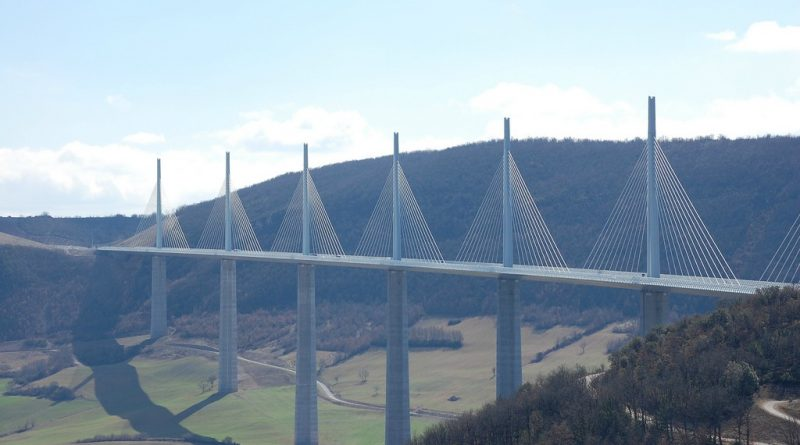 France Millau viaduct