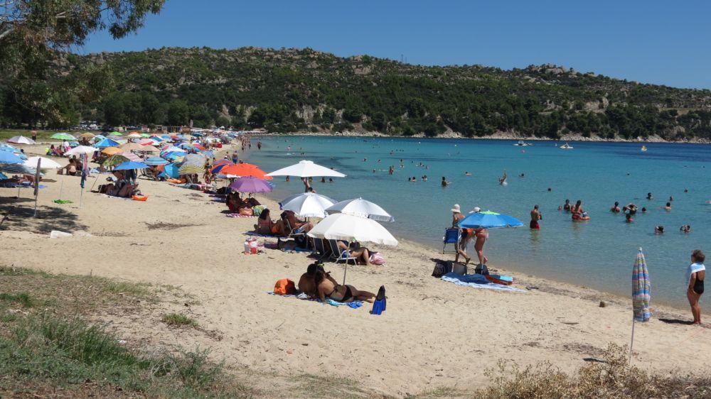 Plaža Agios Ioannis