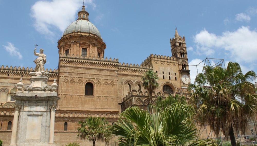 Sicilija Palermo Znamenitosti Mapa I Slike Svet Putovanja