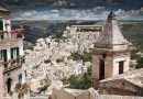Italy Sicily Ragusa ibla